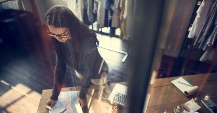 gestão de varejo moda calçados